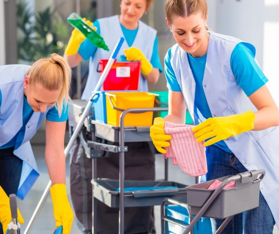 How to find a good house cleaning company in Surrey BC.