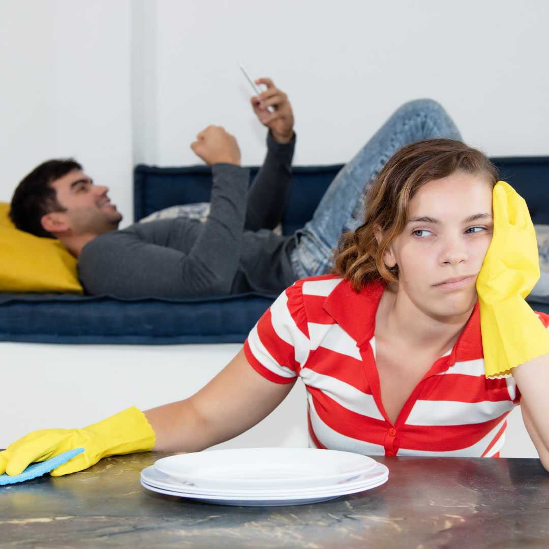 The Lazy Guide to Cleaning Your House.