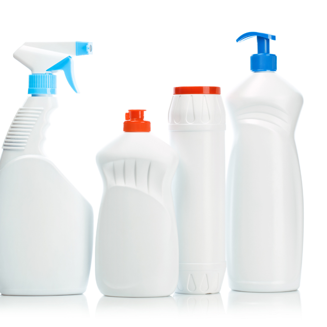 7 Types of Cleaners you can make at Home.